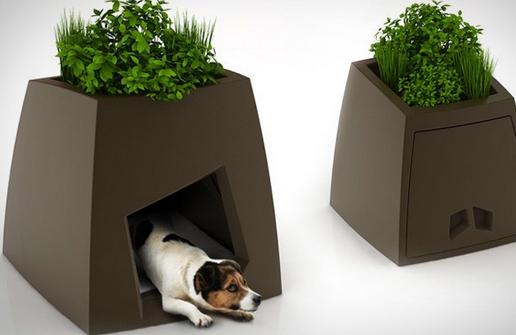 sleek dog crate