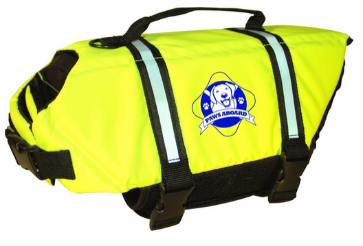 Paws Aboard dog life jacket review