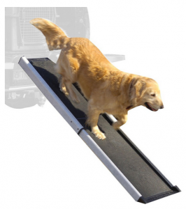 Best dog ramp reviews for SUV, swimming pool and other unreachable areas