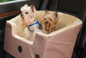Best dog booster seat for car reviews