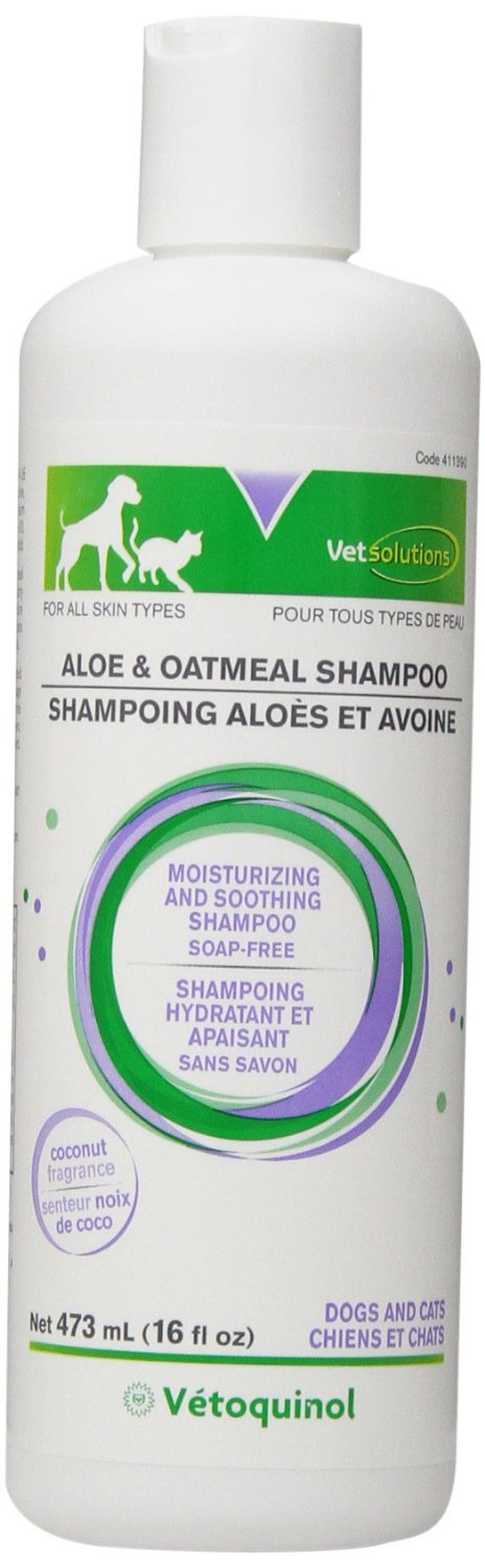 vet dog shampoo review