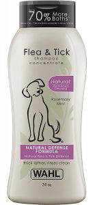SynergyLabs Richards Organics Flea Tick Shampoo